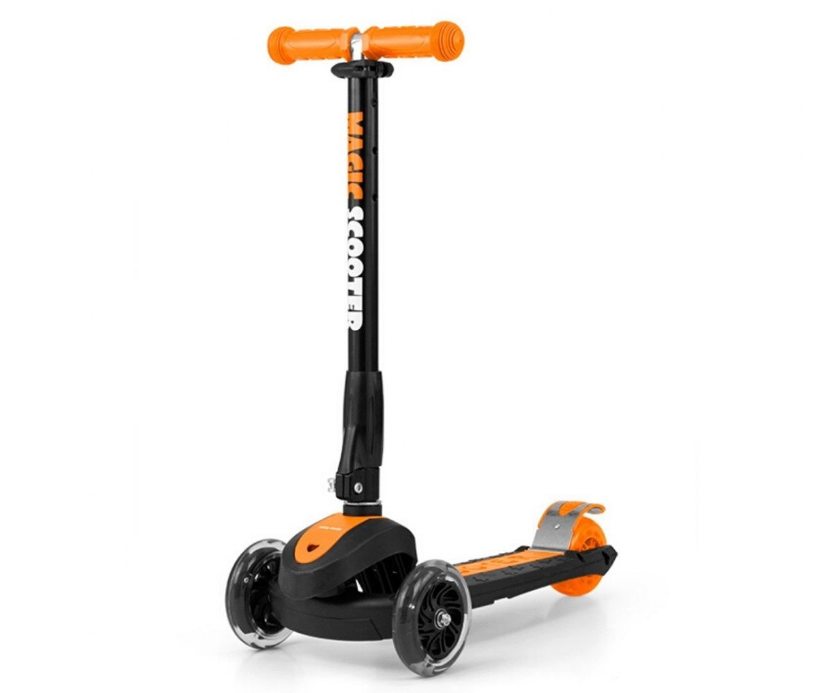 Milly Mally Scooter Magic Orange