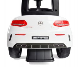 Milly Mally Pojazd MERCEDES-AMG C63 Coupe White S