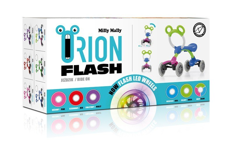 Milly Mally Pojazd Orion Flash Violet