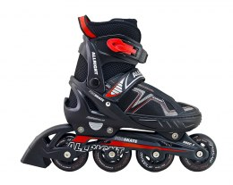 ROLKI ALLRIGHT PROSKATE r.33-36 RED